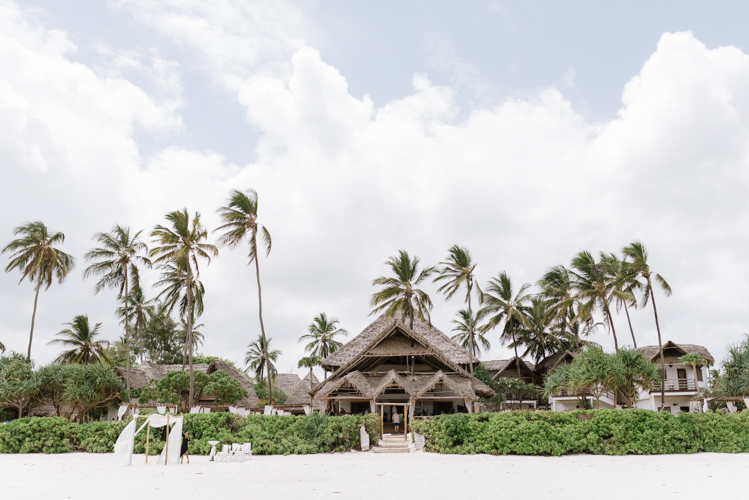 Wedding destination in Zanzibar
