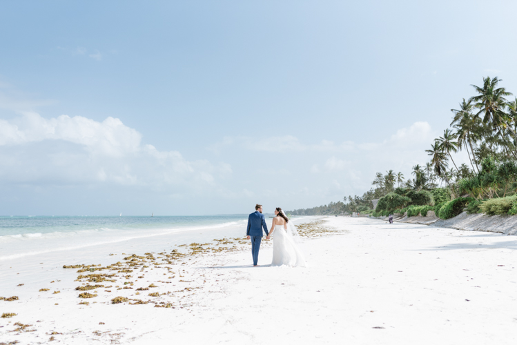 Wedding destination in Zanzibar le velo fotografia