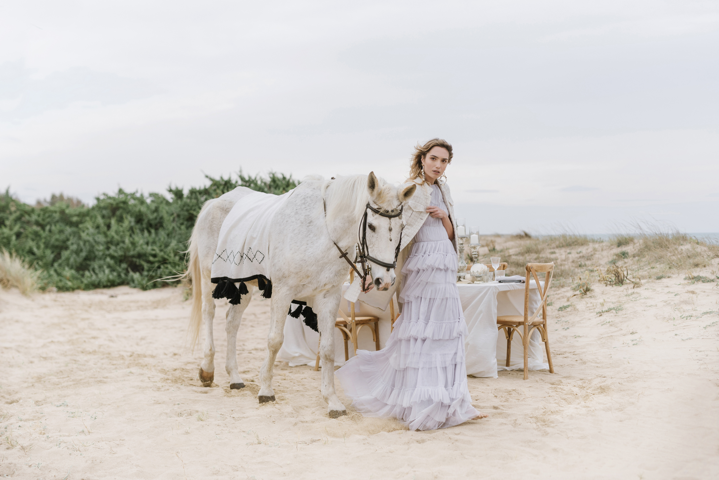 wedding inspiration style shoot matrimonio in spiaggia