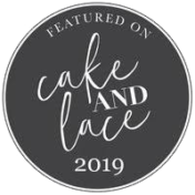 cake and lace logo